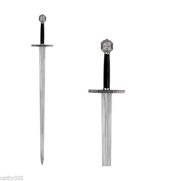 13th Century Templar Great War Sword (Museum Version)