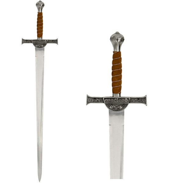 Highlander - MacLeod Broadsword (Without Display Plaque)