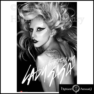 lady gaga born this way special edition. house The special edition