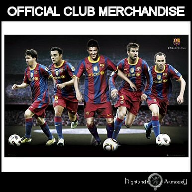 barcelona fc players 2010. FC Barcelona Football Players