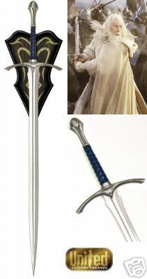 Lord of the Rings - UC1265 Glamdring - Sword of Gandalf