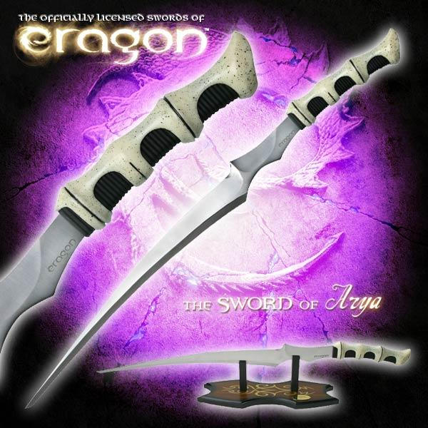 Eragon - Aeya Sword and Stand