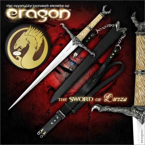 Eragon - Durza Sword and Scabbard