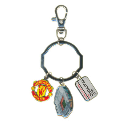 4.00. Add.  Manchester United F.C. Bag Charm Official Licensed Product.