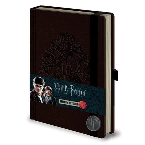 Harry Potter Premium A5 Notebook