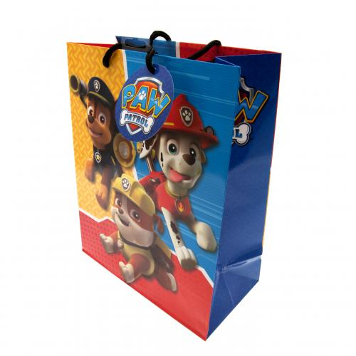 Paw Patrol Gift Bag Medium