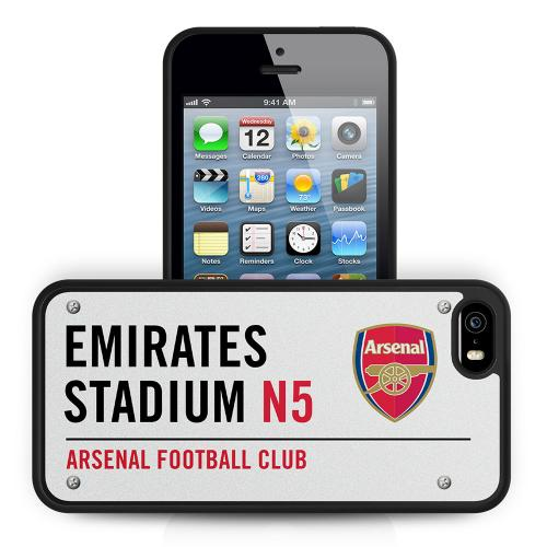 Arsenal F.C. iPhone 5 / 5S Hard Case 3D SS